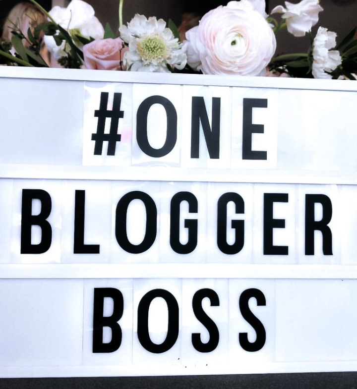 I attended the One Blogger Boss Workshop and met empoweredwomen